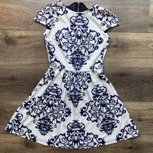 B. Darlin Scroll Dress